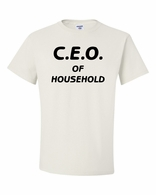 C.E.O. of Household