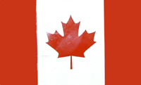 Canada Decal
