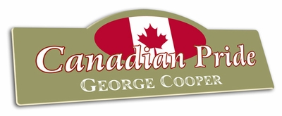 Candian Display Sign