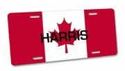 Candian License Cover