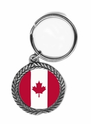 Candian Pewter Key Chain