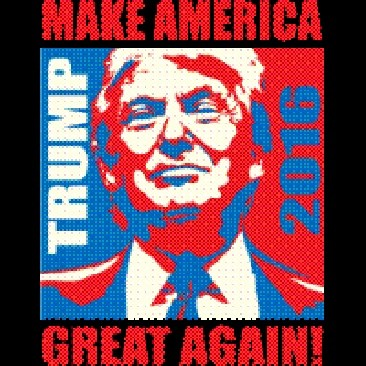 Make America Great Trump Tee