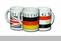 Country Mugs