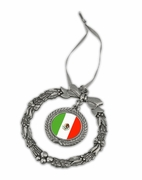 Country Pewter Ornament