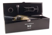 Engraved Groom Wine Box