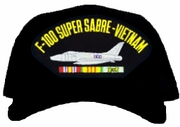 F-100 Super Sabre Vietnam Ball Cap