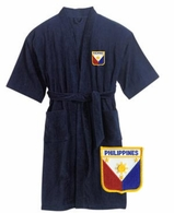 Filipino  Bathrobe