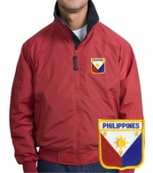 Filipino  Challenger Jacket