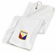 Filipino  Golf Towel