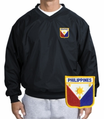 Filipino  Wind Shirt