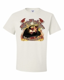 Fire Fighter Volunteer Shirts