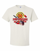 Fire Fighters World's Most Demanding Job Shirts