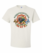 Firefighters Wife Shirts