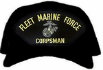 Fleet Marine Force Corpsman Ball Cap