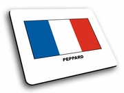France Flag Mousepad