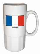 France-French Ceramic Stein