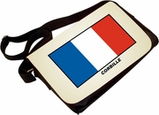 France-French flag purse