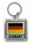 Germany Acrylic Key Chain