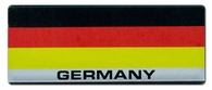 Germany Flag Bar Sticker
