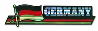 Germany Flag Bumper Sticker