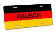 Germany License Cover