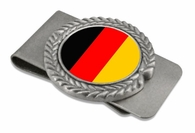 Germany Pewter Money Clip