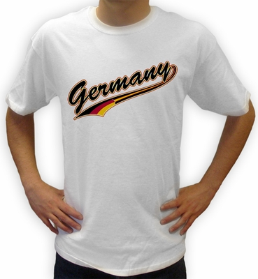 Germany Tail Tee