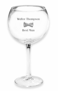 Giant Bestman Wine Glass