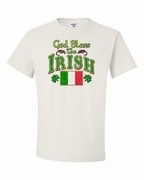 God Bless the Irish Shirts