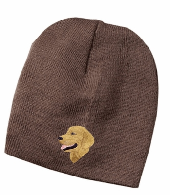 Golden Retriever Skull Cap