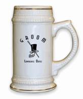 groom drinkware & glassware