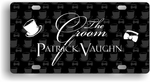 Groom License Cover