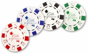 Groom Poker Chips