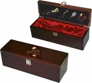 Groom Wine Gift Box