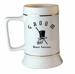 Grooms Collector Stein