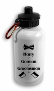 Groomsman Aluminum Water Bottle