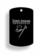 Groomsmen Gifts Dog Tags