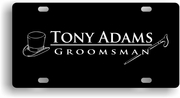 Groomsmen Gifts License Cover