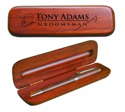 Groomsmen Gifts Wooden Pen Set