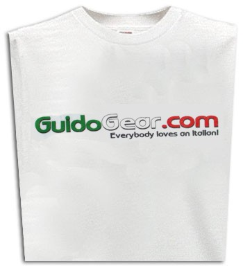 Guidogear.com T-shirt