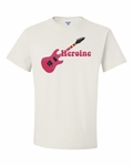 Guitar Heroine Shirt