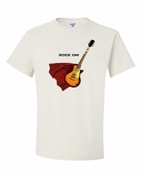 Guitar Superhero Shirts