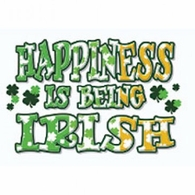 Happiness Is Being Irish