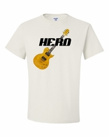 Hero of The Guitar Shirt