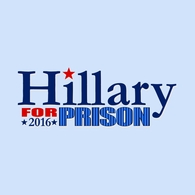 Hillary For Prison 2016 Tee