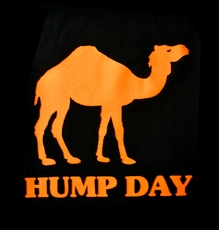 Hump-Day Camel T-Shirt