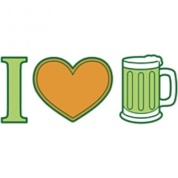I Love Beer-Irish