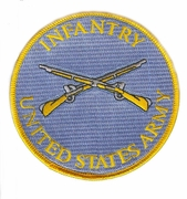 Infantry Patch