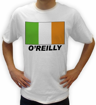 Ireland Flag Shirts