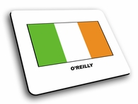 Ireland Hard Mousepad